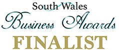South Wales Business Awards Finalist